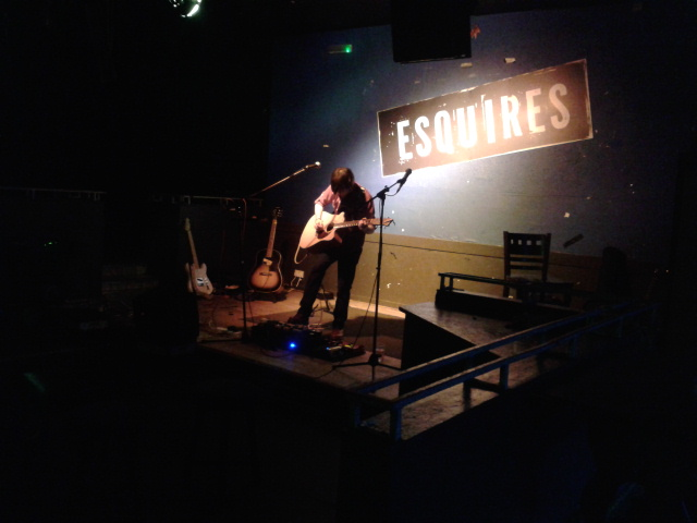 Live at Esquires, Bedford