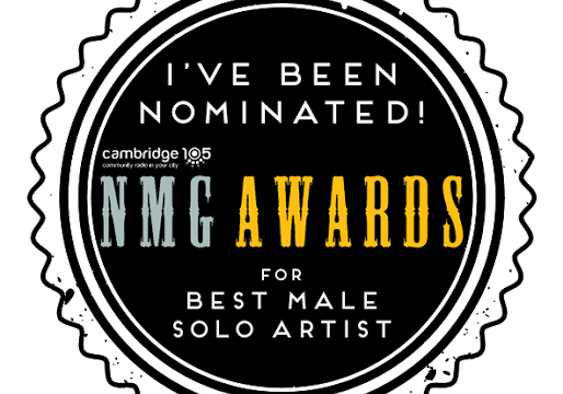 NMG Awards Best Male Solo Artist