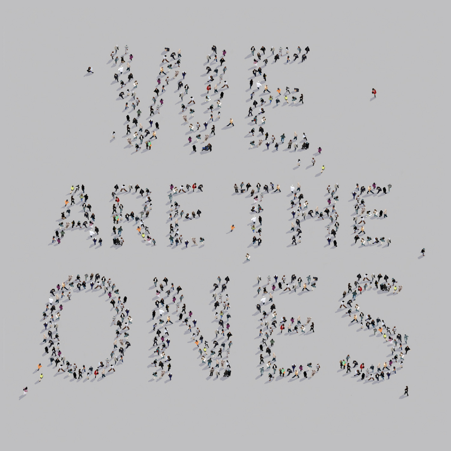Gavin Chappell-Bates - We Are The Ones album cover 1500 x 1500 px