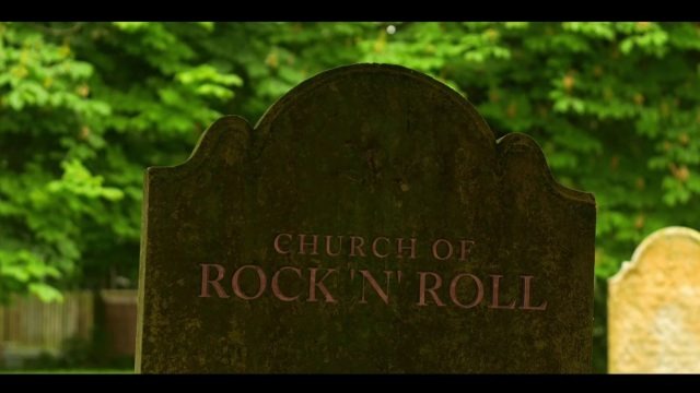 Church of Rock 'n' Roll music video
