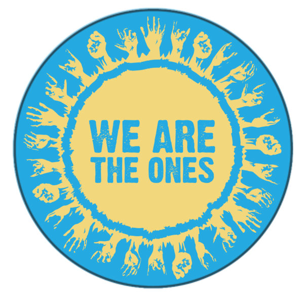 We Are The Ones badge 4