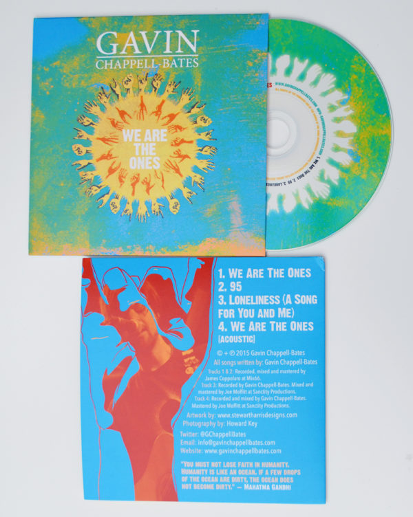 We Are The Ones ltd edition CD