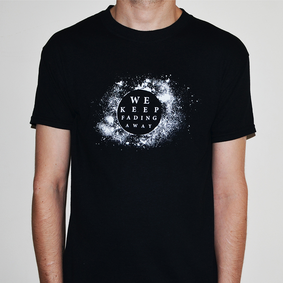 Black Holes t-shirt