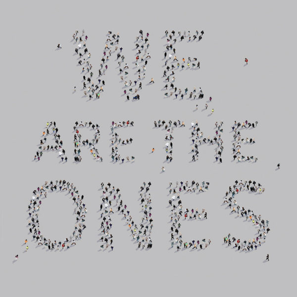 Gavin Chappell-Bates - We Are The Ones album cover 960 px