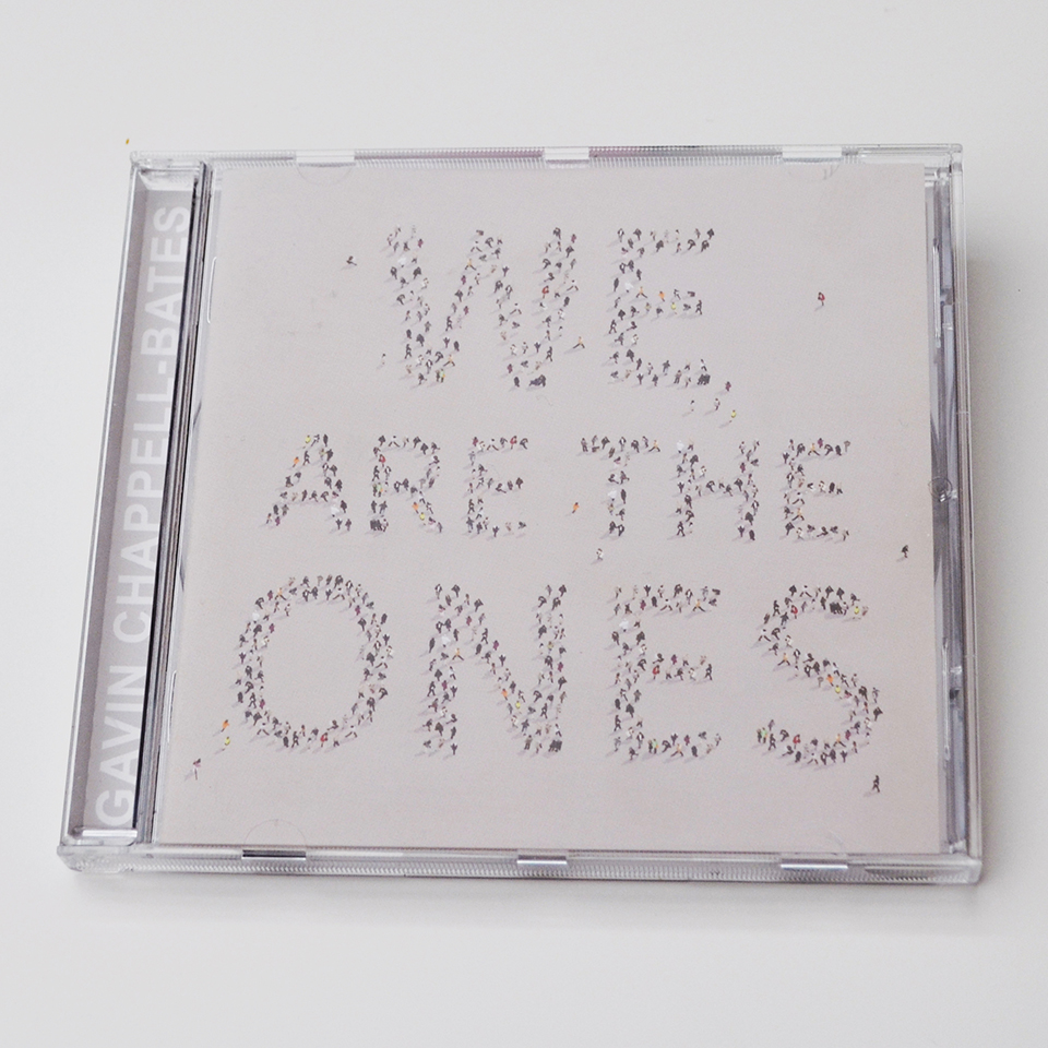 We Are The Ones CD
