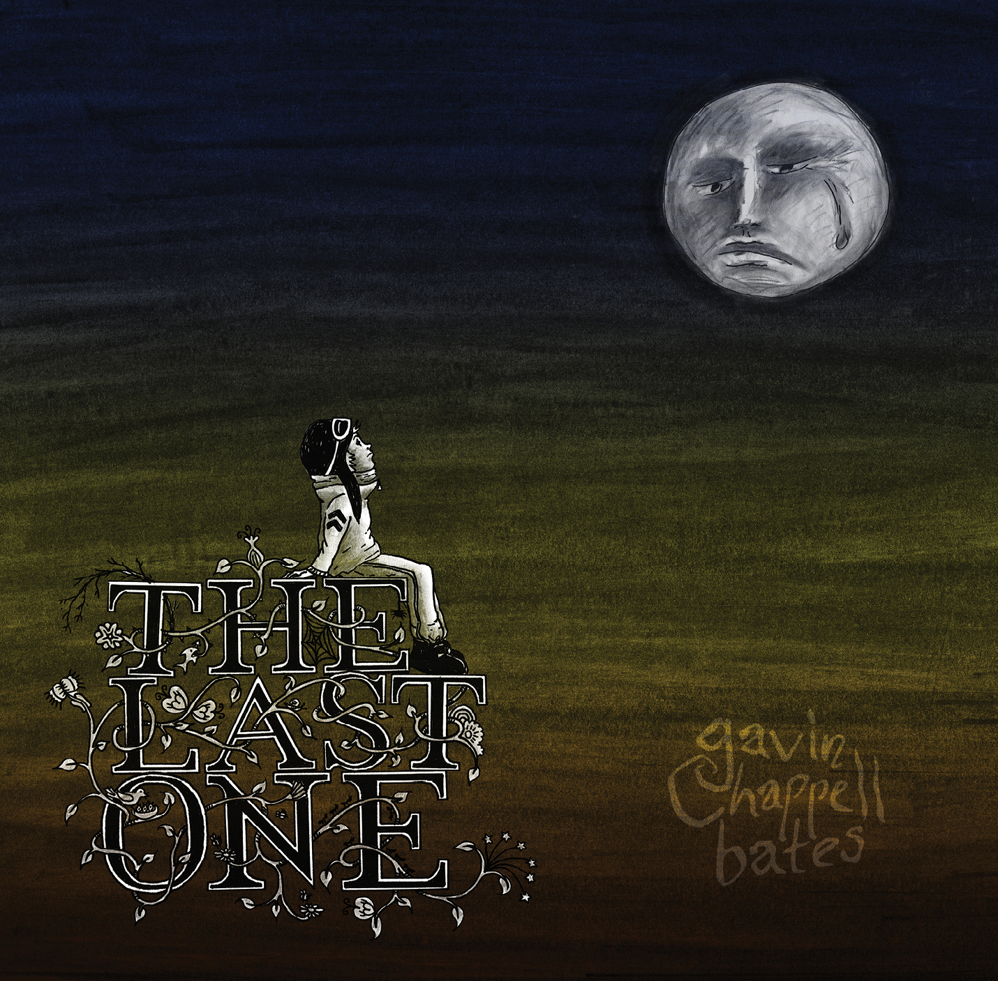 The Last One album cover art
