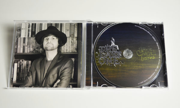 The Last One CD - open